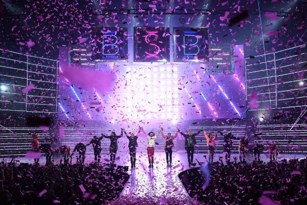 Backstreet Boys: Larger Than Life